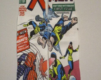 7bde3d6ca677 the x-men first issue socks buy any 3 pairs get the 4th pair free novelty  footwear marvel comics