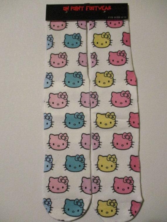 e7019e657 Hello kitty novelty socks buy any 3 pairs get the 4th pair | Etsy