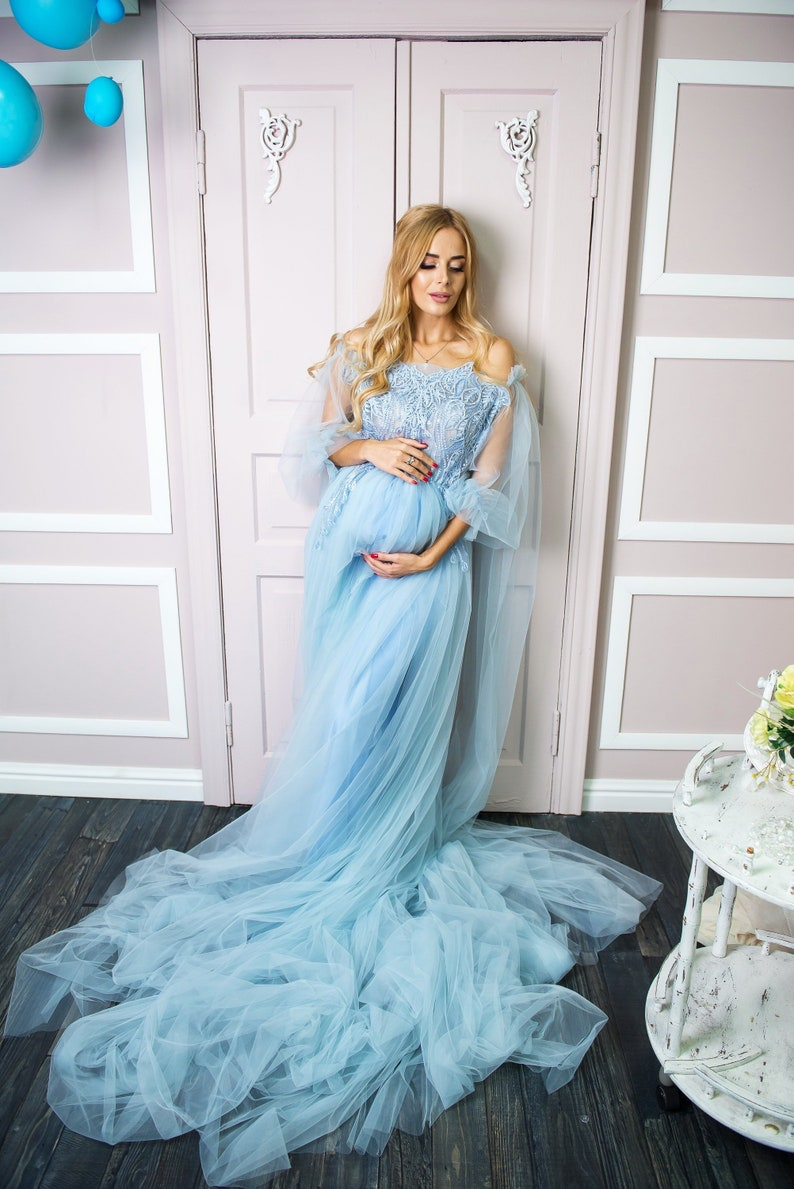 5d67e81a7a Maternity dress for photo shoot, Maternity gown, Maternity dress, Baby  shower dress, Pregnancy gown, Photo session, Photoshoot, Pregnancy