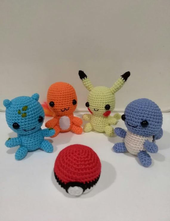 Amigurumi Crochet Charmander Tutorial - YouTube | 739x570