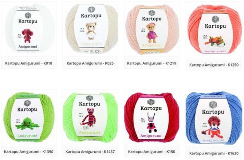 Kartopu Amigurumi | craftmiddleeast | 520x794