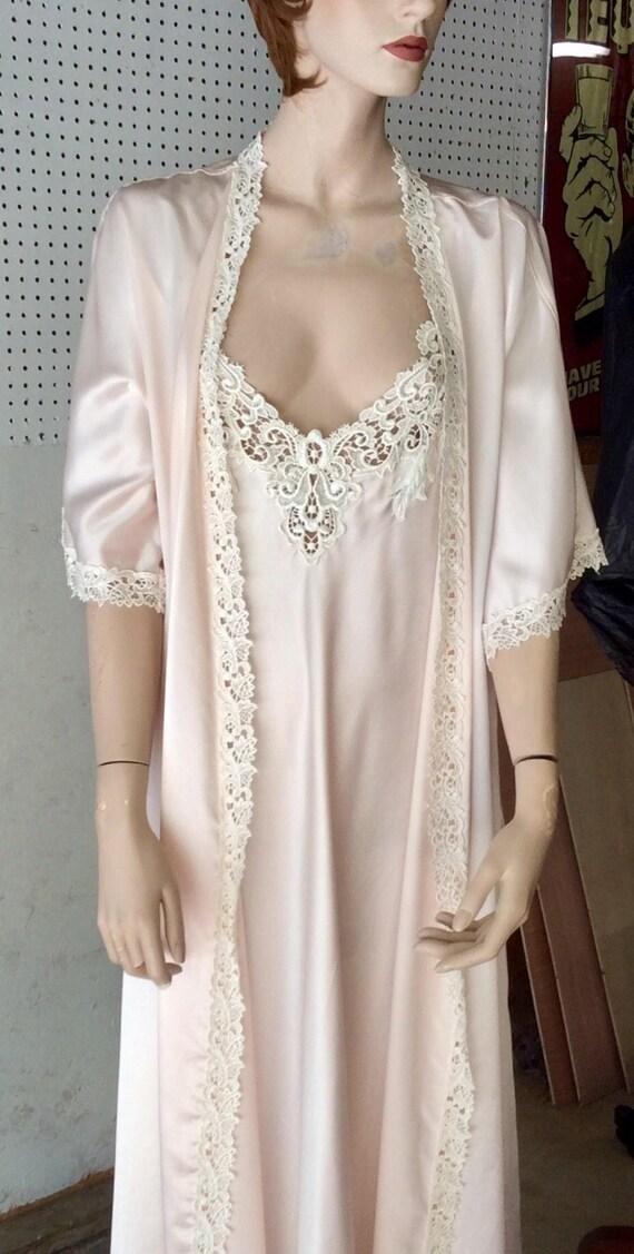 Vintage/Verena Bias/ lingerie set. - image 4
