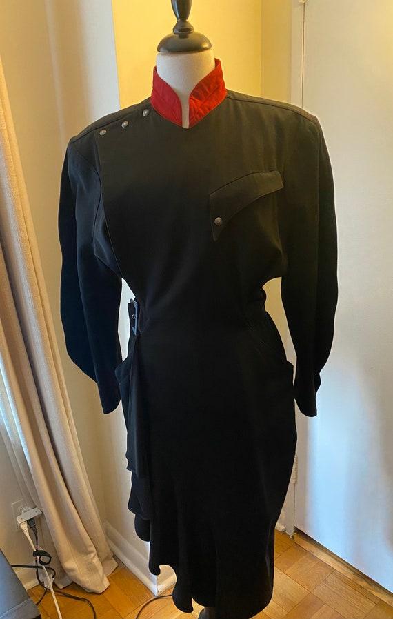 Thierry Mugler Vintage Dress