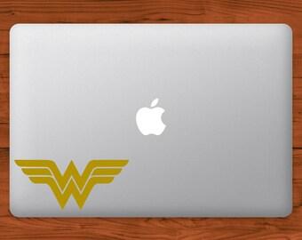 Wonder Woman DC MacBook Decal Laptop Sticker