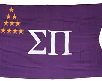 Sigma Pi Flag - 3' X 5' Officially Approved