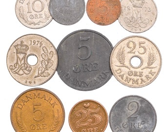 Foreign coins   Etsy