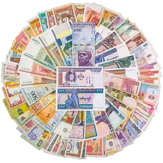 Nepal 5 Rupees 2005 p53 x 5 PCS UNC LOT