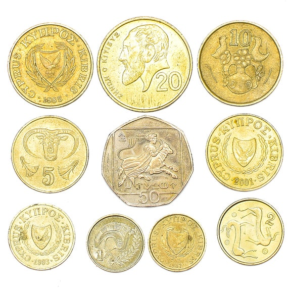 50 Lower Mintage Coins FREE SHIPPING Old Barbados Coin Lot