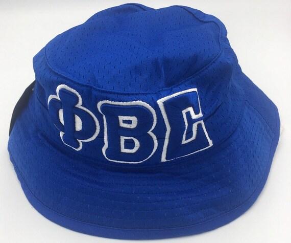 Phi Beta Sigma - Bucket Hat 9e13721b03c