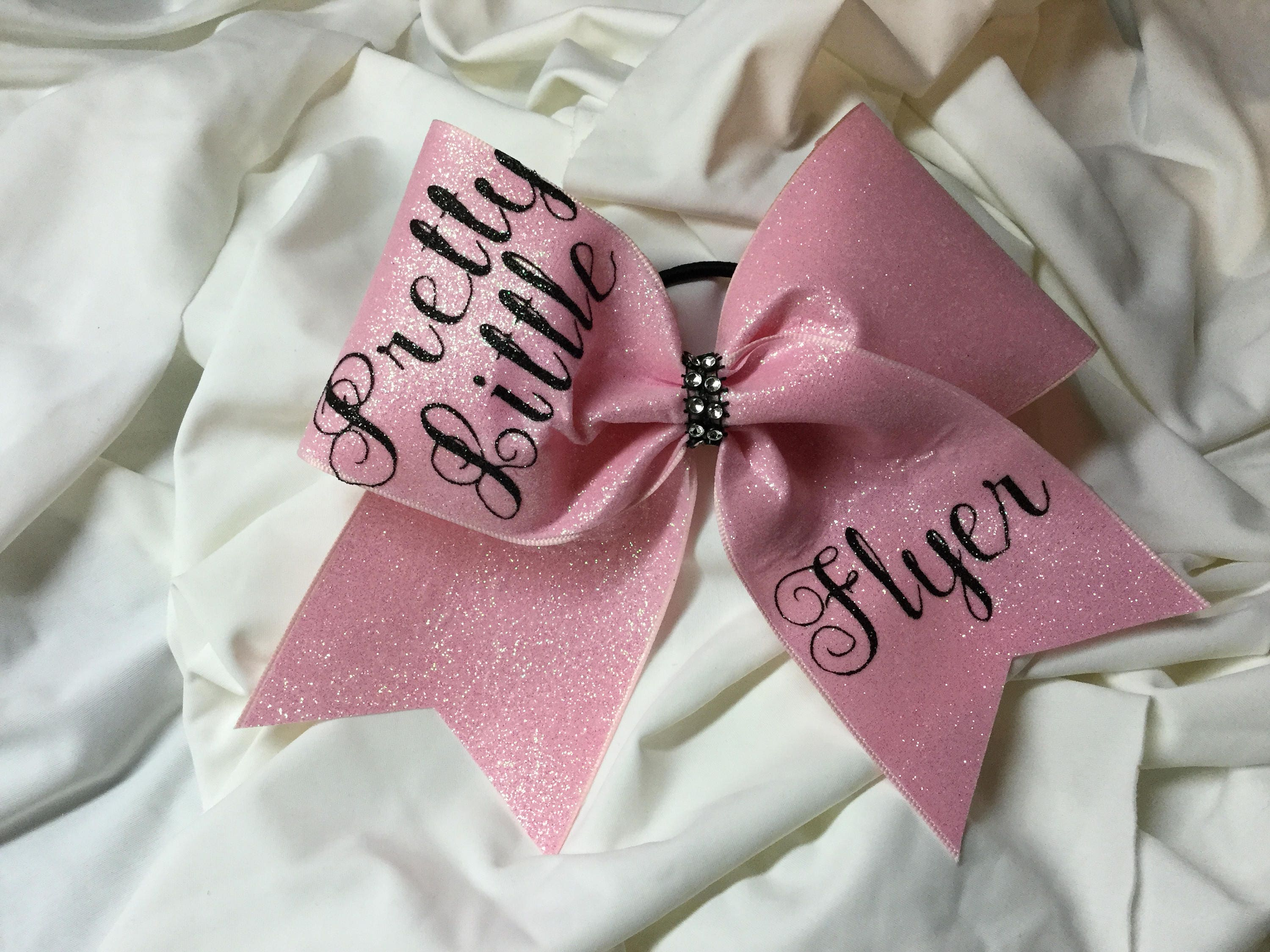 Girls' Accessories Pretty Little Cheerleader Bow Kids' Clothing, Shoes & Accs