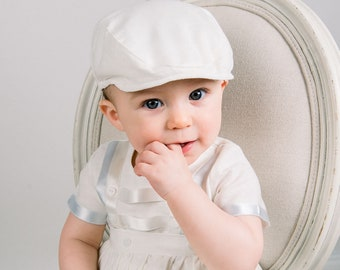 baby boy flat cap etsy