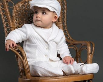 037a5e72bab4 Boys Christening Outfit  Elijah