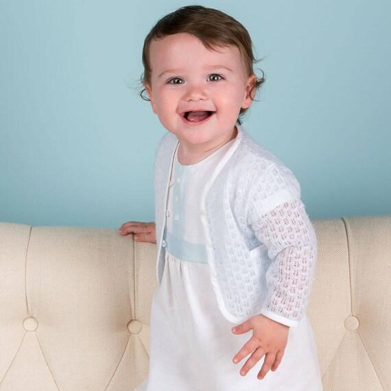 7c9f9983b Finn Christening Sweater Baby Boy Sweater Boys Christening & | Etsy