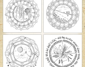 Coloring Pages The First Ever Custom Book As Seen On Buzzfeed Free ... | 270x340