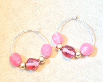 Handmade Hoop Earrings Loopty Loop Hoops5