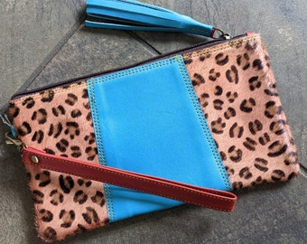 PHYSICAL ITEM: Wristlet Wallet Shipped to you!