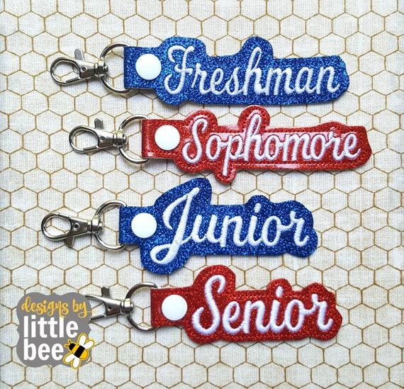 freshman senior order