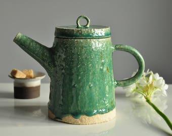 New Green Teapot