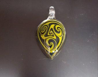 heady glass pendant - Heady Glass Pendants