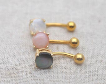 Belly Button Rings Etsy