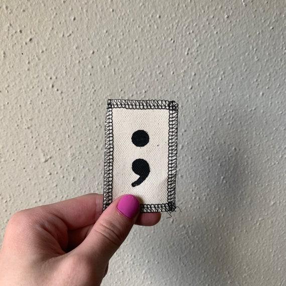 Semicolon Patch