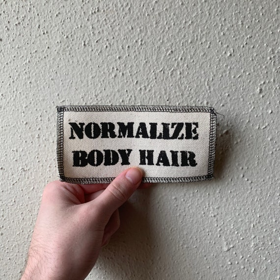Normalize Body Hair Patch