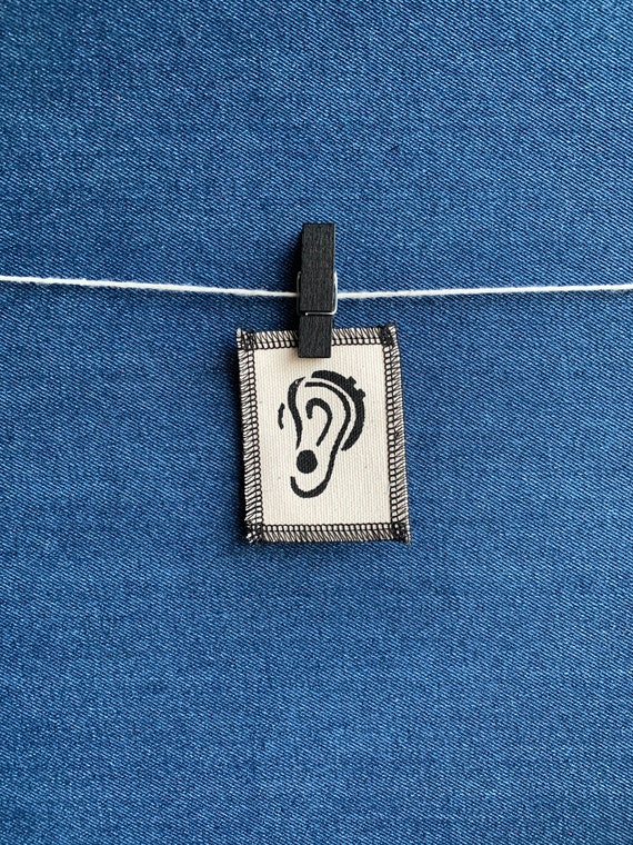 Hearing Aid Patch