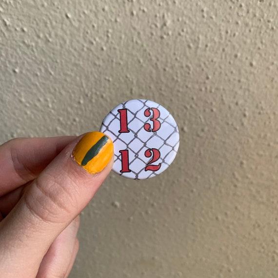 1312 Pinback Button