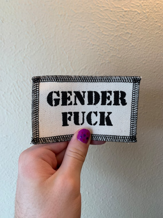 Gender Fuck Patch