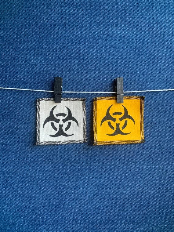 Biohazard Symbol Patch