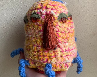 Mr. Octopussy Stuffed Creature