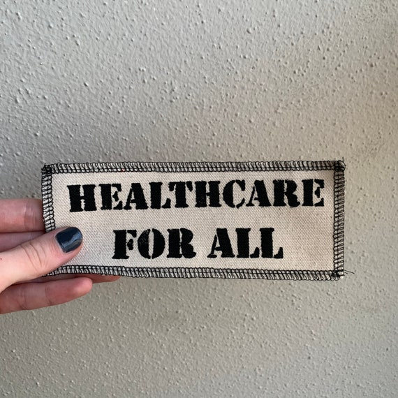 Healthcare For All Patch
