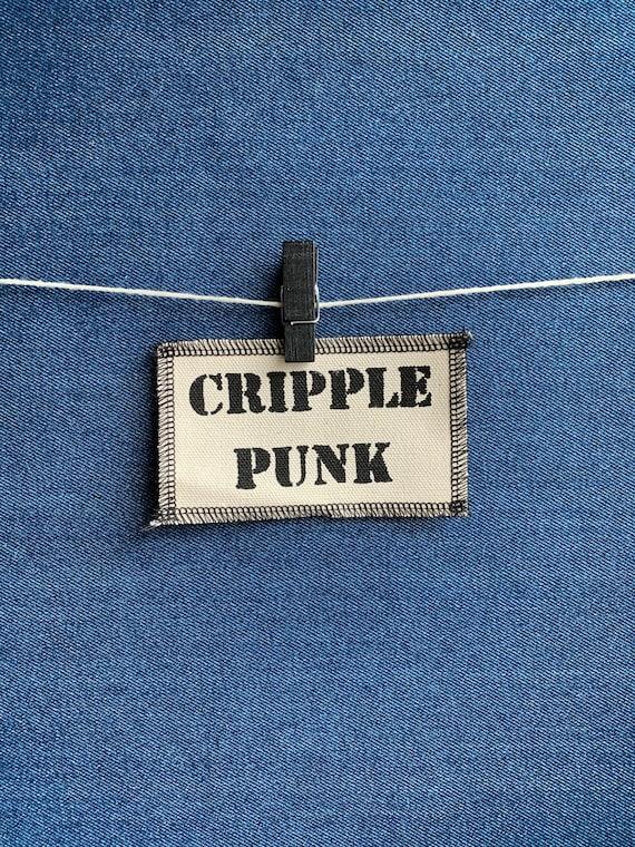 Cripple Punk Patch