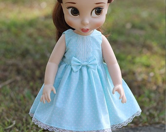 "Disney Princess Animators 16"" doll Dress"