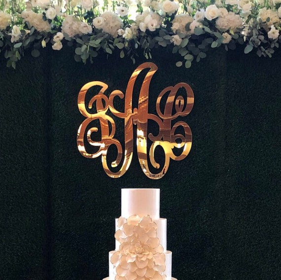 Monogram Backdrop Sign Custom Wood Wedding Sign wedding | Etsy