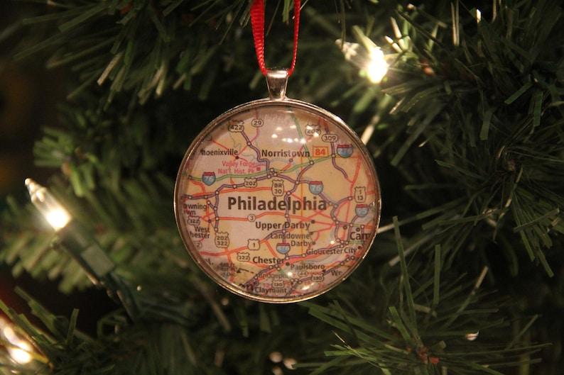 Customized Travel Ornament