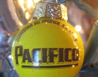Bottle Cap Christmas Ornament