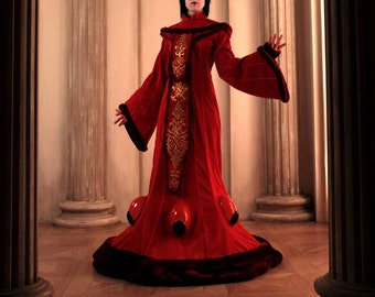 Queen Padme Amidala - Cosplay Star Wars Halloween costume for Adult a8dd65a2e