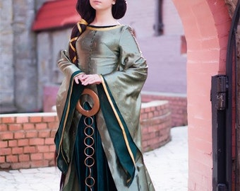 Queen Elinor from Brave Halloween costume for  Adult