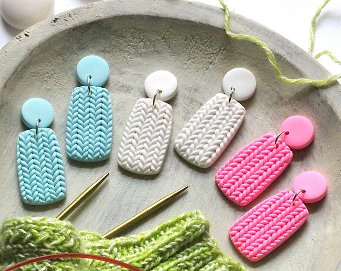 Summer 2021 Sweater Collection: Mod Dangles