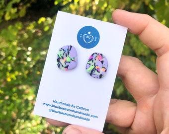 Glow Confetti: Pebble Studs