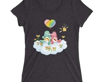 Care Bears Ladies' short sleeve t-shirt
