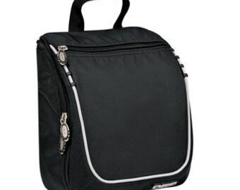 Monogram OGIO Doppler Kit Toiletry Bag Men's Black - Large