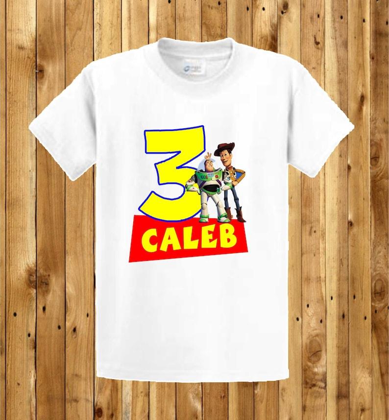 41b9e49cbd983 Toy Story Birthday Shirt