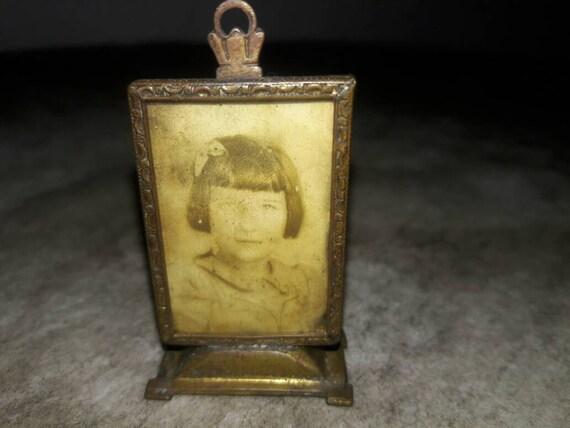 Cadre Vintage, petite cadre, cadre miniature, cadre unique