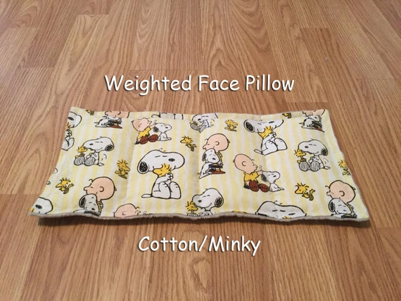 Weighted eye pillow | Etsy