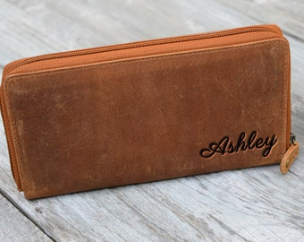Personalized Womens Wallet, Custom Ladies Wallet, Engraved Women Wallet, Custom Womens Wallet, Christmas Gifts, Womens Gifts, Gifts for her