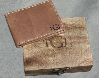 wallet, mens wallet, leather wallet, custom wallet, engraved wallet, personalized wallet, groomsmen gifts, slim wallet, For men, Fathers day