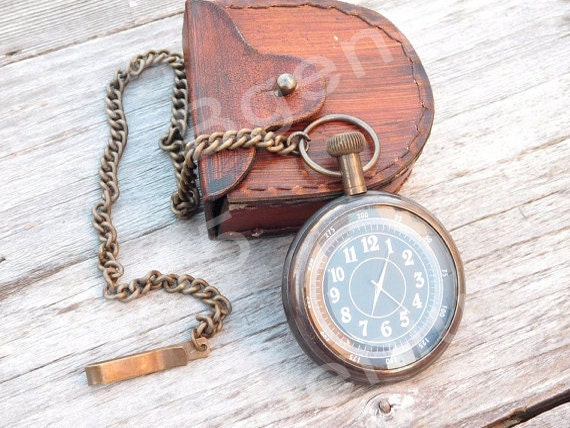 Mens Wedding Gifts From Bride: Pocket Watch Engraved Watch Wedding Gifts Groomsmen Gift