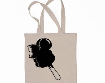 Mickey Mouse Ice Cream Bar 6 oz Tote Bag / Disneyland / Magical